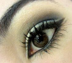 Eloquence Hijab: Beautiful Smokey Eye Tutorial!