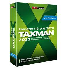 Exklusiv in TAXMAN professional   Für die gewerbliche Nutzung  Unbegrenzt viele Steuererklärungen  An mehreren Arbeitsplätzen installierbar. Erhältlich als 3-, 5- oder 7-Platz-Version.  Basisfunktionen   Datenübernahme aus dem Vorjahr mit sofortiger Aktualisierung der Daten  Schneller Einstieg dank übersichtlicher, benutzerfreundlicher Startseite  Inklusive aller gesetzlichen Steueränderungen  Optimale Unterstützung für Selbstständige und Gewerbetreibende: Gewerbe- und… Accounting, Landing Pages, Workplace