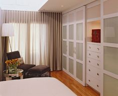 Want To Create A Wall Of Sliding Doors An Extra Closet In The