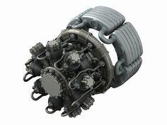 VEHICLE PISTON ENGINE by cutangus on Flickr.