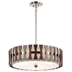 Cirus Pendant/Semi Flush Ceiling Light | Kichler at Lightology