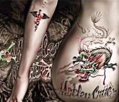 Mötley Crūe - Tatoo U