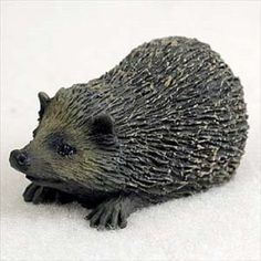 Hedgehog Small Figurine