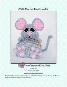 MOUSE TREAT HOLDER 1