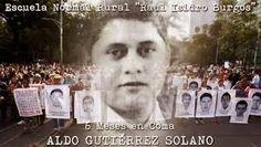 #Ayotzinapa: Aldo Gutiérrez Solano, el primer herido del 26 de septiembre, sigue luchando contra la muerte