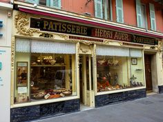 Maison Auer Confiserie in Nice, France. Best chocolate ever!