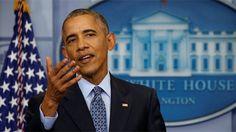 RELEVO EN LA CASA BLANCA    Obama promete intervenir si Trump vulnera derechos civiles    El presidente saliente defiende la libertad de p...