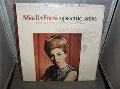 MIRELLA FRENI OPERATIC ARIAS DEBUT NEW SEALED LP