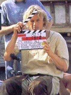 Heath Ledger is my Life Pretty Men, Pretty Boys, Heath Ledger Joker, A Knight's Tale, Film Aesthetic, Michael Fassbender, James Mcavoy, Gary Oldman, Im In Love