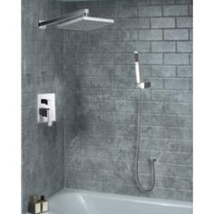Prelude Mage Shower Set For Bathroom With Handheld