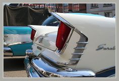Chrysler Saratoga 1959 by gill4kleuren, via Flickr Chrysler Saratoga, Lead Sled, Great Shots, Tail Light, Mopar, Envy, Antique Cars, Classic Cars, American