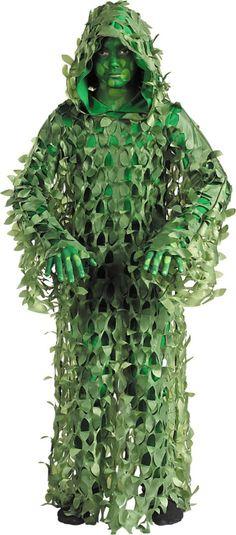 Boys Man Bush Costume - Party City