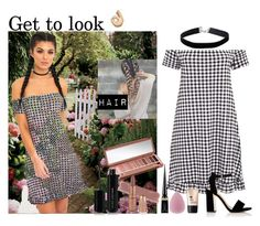 """spring-get the look"" by demi-demetria-lovato ❤ liked on Polyvore featuring Miss Selfridge, Urban Decay, Marc Jacobs, Christian Louboutin, Sam Edelman and Charlotte Russe"