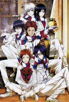 K Project/#1640876 - Zerochan Hetalia, Kk Project, Manga Art, Manga Anime, Missing Kings, Suoh Mikoto, Return Of Kings, Image Manga, Anime Shows