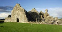La Clontuskert Abbey - Tourism Ireland