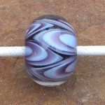 Encased Layered Triangle Bead Tutorial - Lampwork Etc.