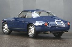 1963 Lancia Flaminia - Super Sport C Zagato Swiss Cars, Maserati, Ferrari, Cars Uk, Unique Cars, Super Sport, Turin, Automotive Design, Amazing Cars