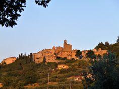 Panicale, Umbria, Italia