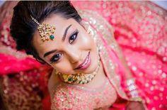 An absolute stunner!  Bride : @shipra_shar  MUA : @kiinjalmehta_makeupartist  #beautiful #bride #indianbride #bridetobe #bridal #bridallook #bridalwear #groom #desibride #instabride #instalove #instapic #instawedding #indianweddings #desiwedding #shaadi #asianbride #makeup #bridalmakeup #henna #hennahands #bridaljewellery #hairgoals #mehendi #glamorous #asianwedding #realwedding #weddingphotographer  #weddingphotography #theweddingchamber…