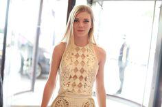 Claire Julien. Cannes Film Festival 2013.