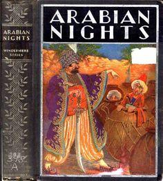 Title: The Arabian Nights Entertainments Author: Anonymous Illustrator: Milo Winter