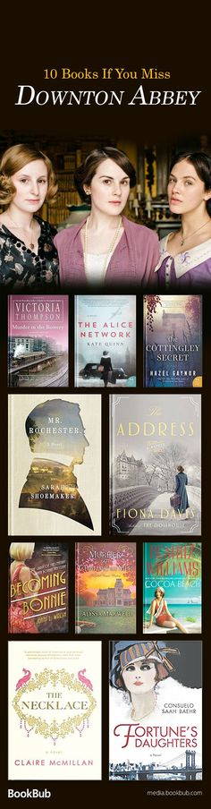 10 history books to read if you love 'Downton Abbey.' Including history books worth reading.