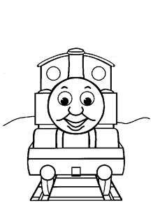 Top 20 Free Printable Thomas The Train Coloring Pages Online Free