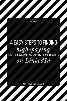 Learn how I landed THOUSANDS in client work from LinkedIn as a newbie freelance writer with almost no experience! Make Money Writing, Writing Tips, How To Make Money, Mind Reading Tricks, Write Online, Freelance Writing Jobs, Writers Write, Work From Home Moms, Copywriting