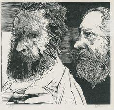 JF Millet and TH Rousseau ∙ Gehenna Press Printwork ∙ R. MICHELSON GALLERIES