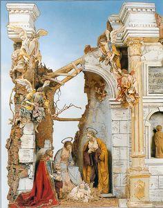Nativity Scene (VI) by Presepista, via Flickr