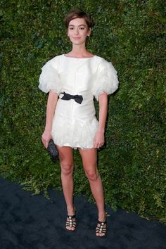 Brigette Lundy-Paine attends the CHANEL Dinner Celebrating Our Majestic Oceans, A Benefit For NRDC on June 2018 in Malibu, California. Get premium, high resolution news photos at Getty Images Atypical, Brigette Lundy Paine, Celebs, Celebrities, Lady And Gentlemen, Celebrity Crush, Pretty People, My Girl, White Dress