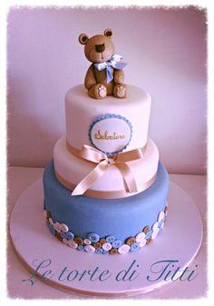 Cake orsetto!