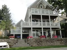 3 Porches, lofted, amazing interior, waterfront property, nice dock, I love it!!!