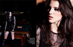 Segui la moda - #3 Glam Nights June 2011 - http://issuu.com/seguilamoda/docs/2011_revista_slm_junio_01/26