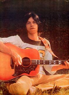Mick Jagger, 1971