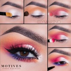 "Get the Look with Motives: ""Party Animal"" Makeup Tutorial by Ely Marino"