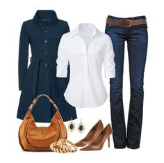 Chic In Navy | Hamptons Style More