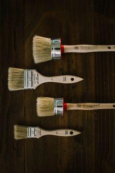 Brushes — Amy Howard  #amyhowardathome