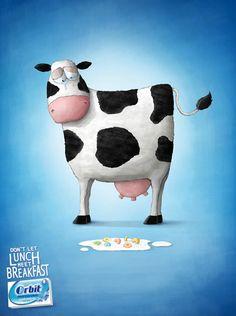 75 publicités designs et créatives d'août 2012 - #Olybop