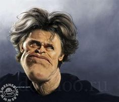 New Funny Caricatures of Famous People