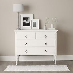 Buy Furniture > White Furniture > Florence Chest Of Drawers from The White Company
