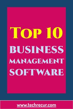 Business management software is in demand these days. Because most of the business owners switch their company from manual to digital systems to do the business task efficiently with the software. Manual system takes a lot of effort and planning to maintain the regular chaos of the business.  #business #tips #managementsoftware Business Management, Business Tips, Effort, Manual, Software, How To Plan, Digital, Textbook, Senior Management