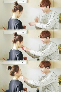 Pinocchio • Lee Jong Suk x Park Shin Hye #KDrama