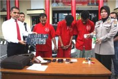 Tukang bubur bawa kabur mobil gebetan tertangkap di Malang Tribratanews Polda Jatim