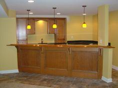 Inspiring Design Bars For Basements In Your Home: Basement BAR Plans  Remodeling With Inspiring Lighting