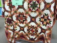 Block of the Month - Pacific Fabrics - 2014 batiks