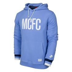 Nike Manchester City Covert OTH Soccer Hoodie