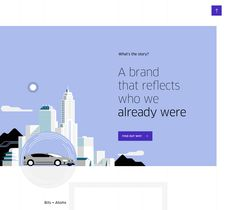 I hope you enjoy exploring the new Uber brand. Event Signage, Web Design, Business Fashion, Business Style, Flat Illustration, Illustrations, Uber, Reflection, Banner