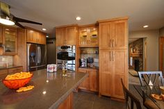 Ranch Home Kitchen Remodel contemporary-kitchen