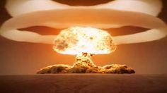 Tsar Bomba nuclear test, October 30, 1961 (Soviet Union). Remains the most powerful man-made explosion in human history. Frightening.